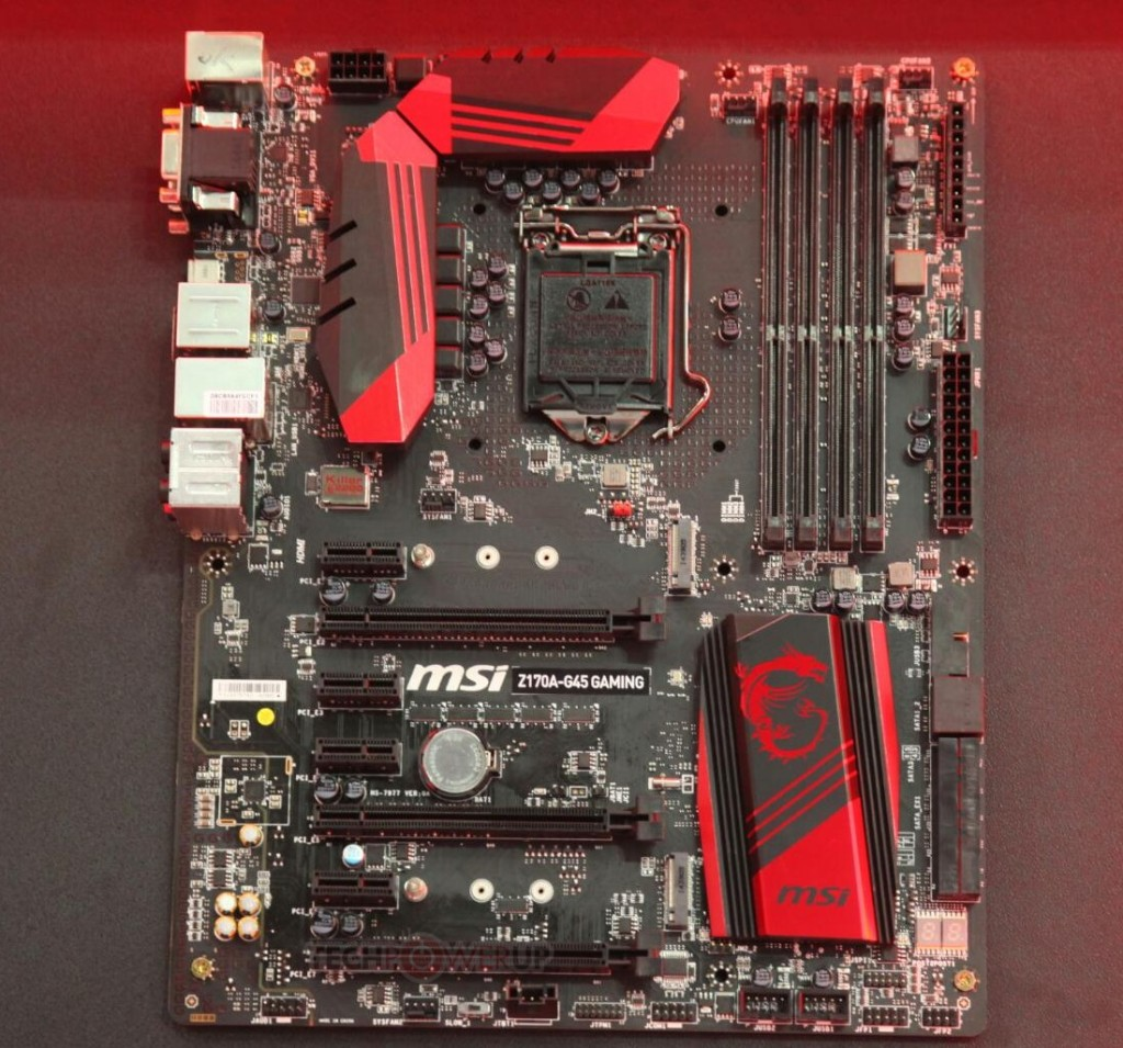 MSI-Z170A-G45-Gaming-Motherboard