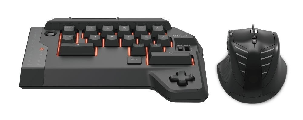 PS4 Keyboard And Mous, PC Like Control