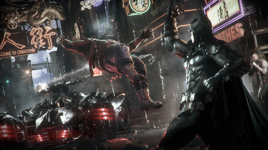 NVIDIA and Warner Bros Working To Fix Arkham Knight's PC Version