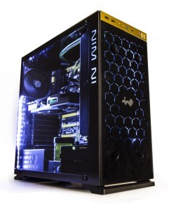 In Win recently has announced its new 805 ATX PC case
