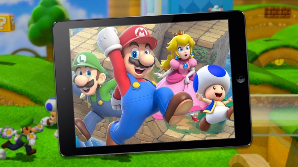 Nintendo is coming to the mobile gaming market