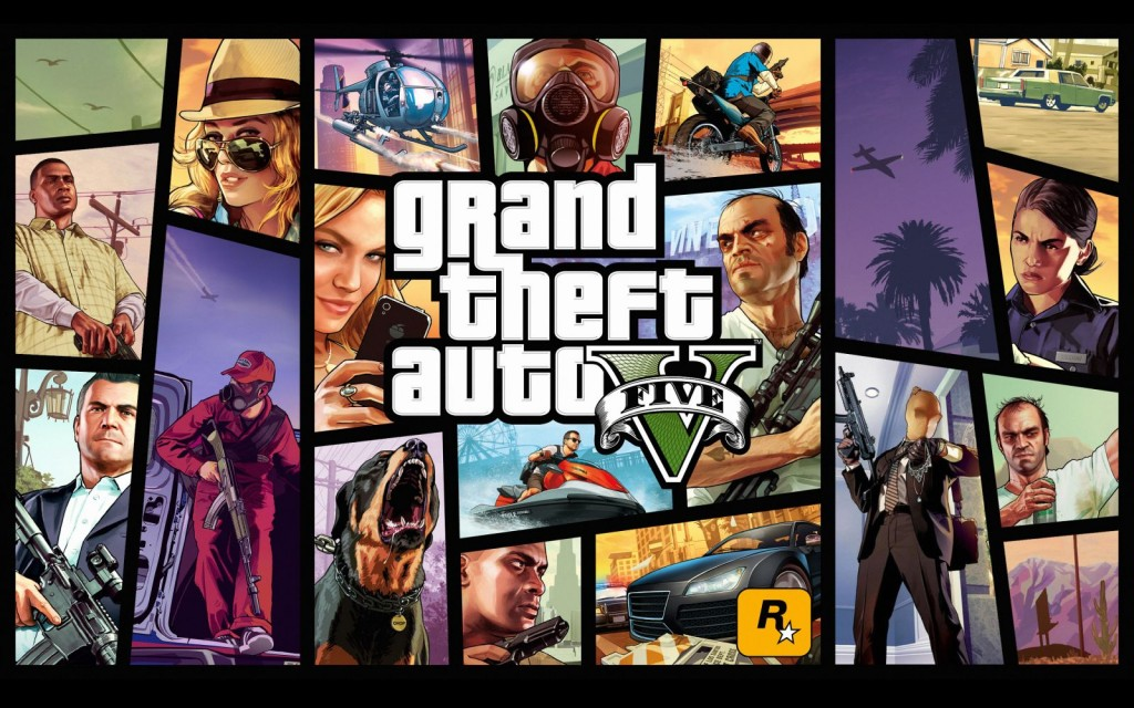 Rockstar Has Sold 54 Million Copies of Grand Theft Auto V