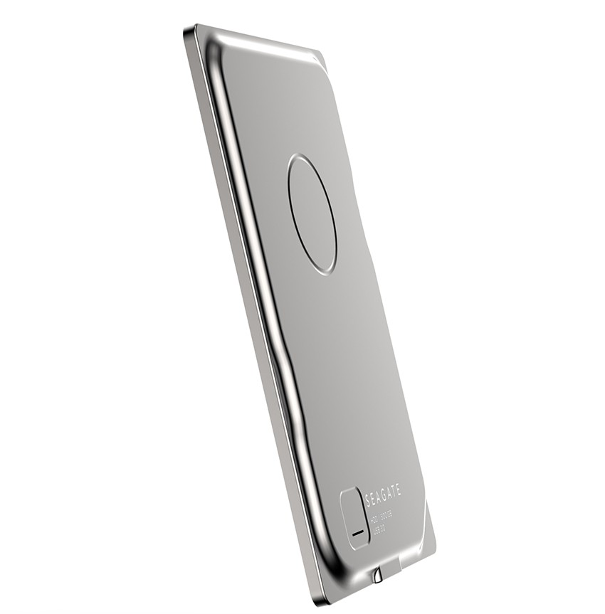 Seagate Presented a New 750 GB Model of its Seven mm line of Ultra-thin Compact Hard