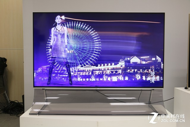 The New Sharp 80XU35A 8K TV, with a native resolution of 7680x4320