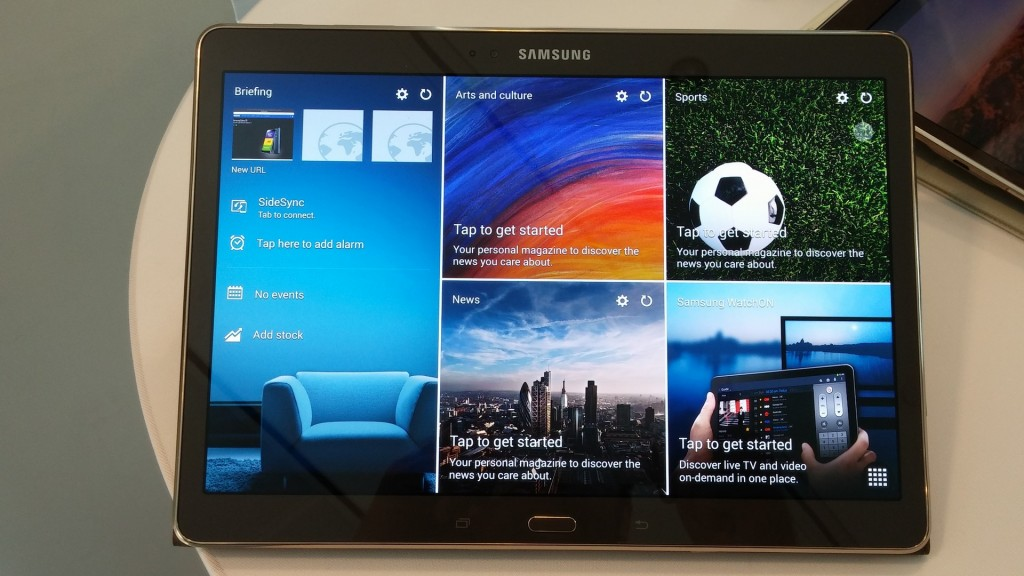 Samsung Working on a New Android Based Tablet With a Huge 18-4 inch Display