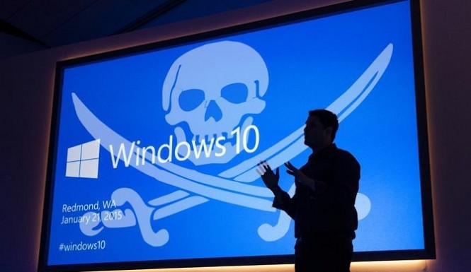 Windows 10 Can Lock Pirated Games And Unauthorized Hardware?