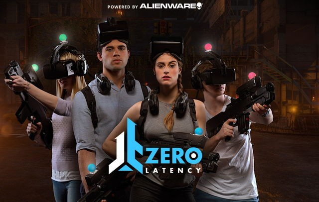 Zero Latency's VR Gaming, Your Mind Believes It's Real