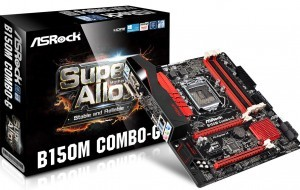 ASRock announces the B150 Combo-G3 Motherboard