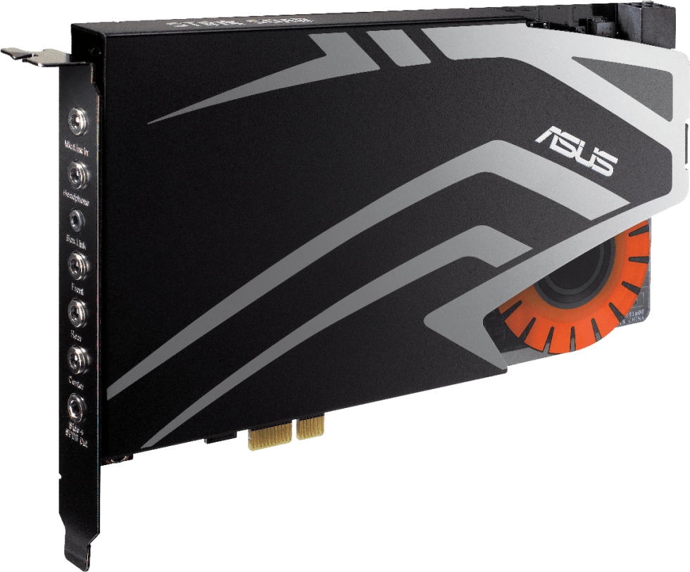 ASUS Strix Series Sound Cards