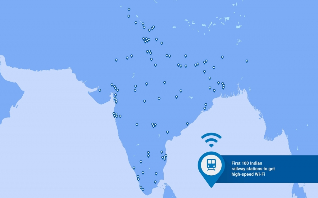 Google to install free Wi-Fi In India