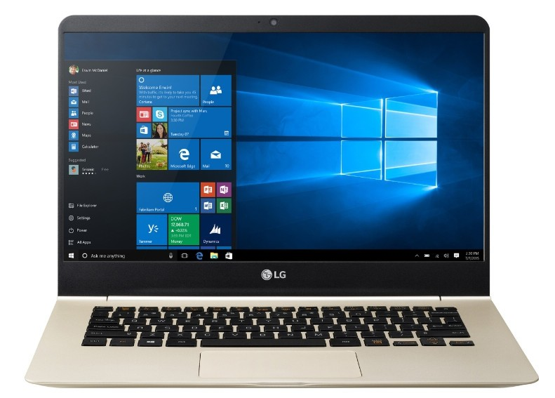 LG Enter The Laptop Market With Gram Series Laptops In US