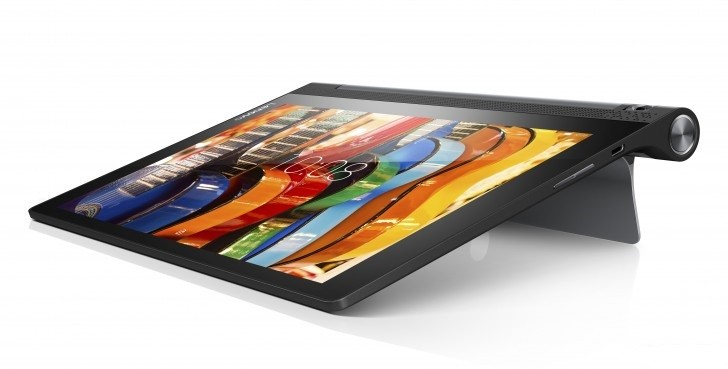 Lenovo Show off Their New Yoga Tab 3 Android Tablets