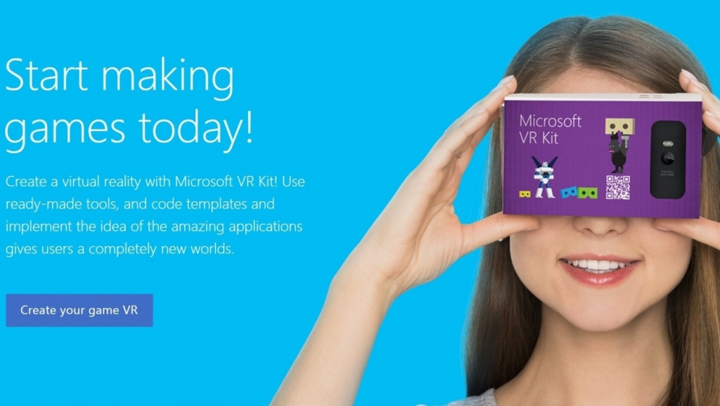Microsoft To launch VR Kit for lumia