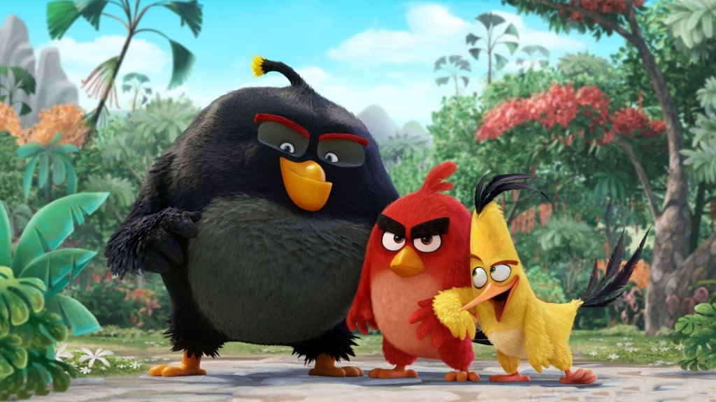 Angry Birds Movie Going To Release On May 2016