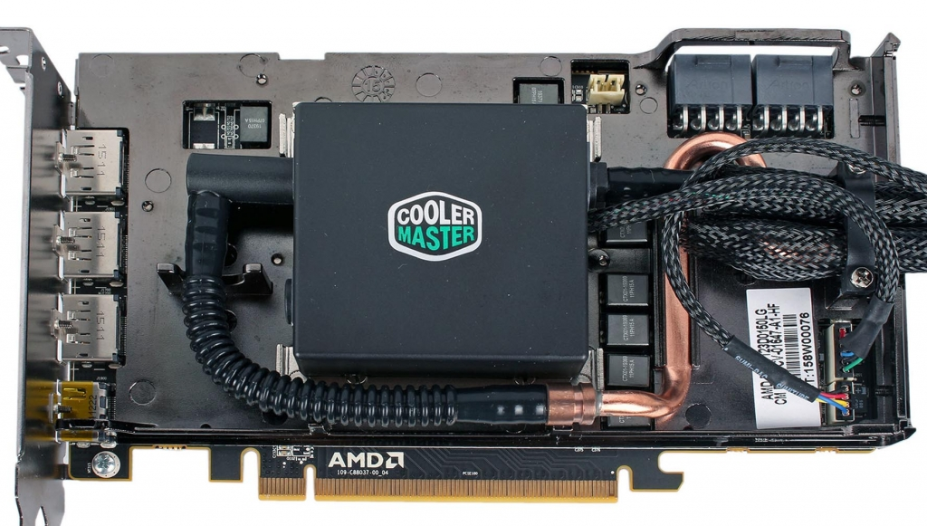 AMD R9 Fury X May Be Affected By Asetek And Cooler Master Case