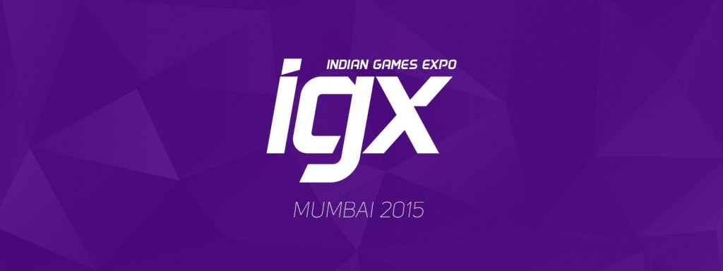 IGX Indian gaming Expo 2015
