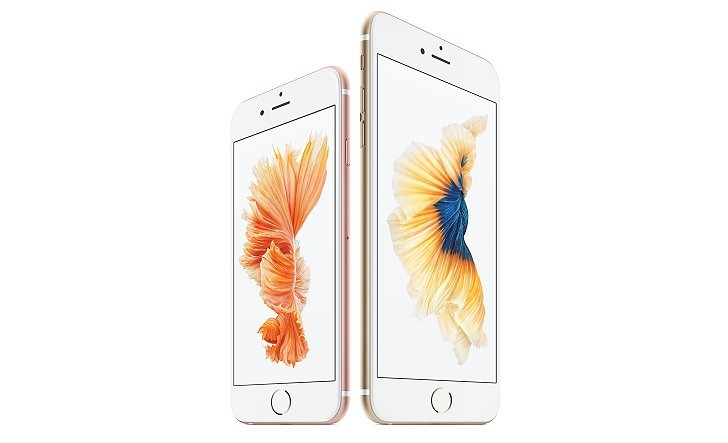 Apple showcased its new flagship smartphones the iPhone 6S and iPhone 6S Plus