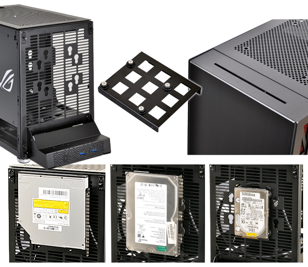 Lian Li Launched Their ROG Certified PC-Q17 Case