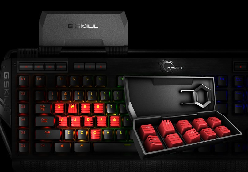 G.Skill RIPJAWS Series KM780 RGB and KM780 MX  Mechanical Gaming Keyboards Are Here