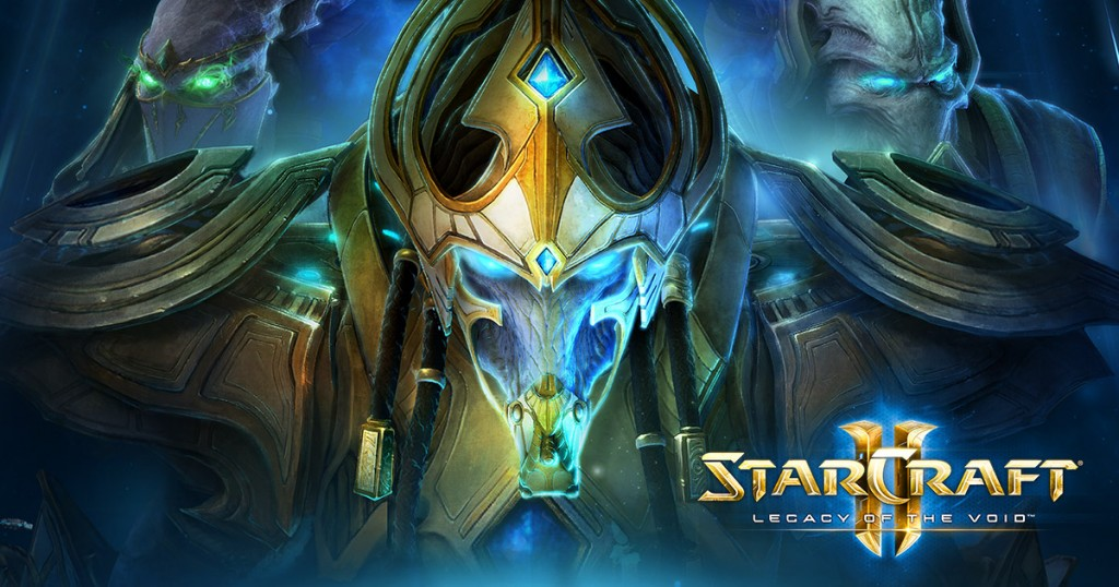 StarCraft's RTS legacy to End Soon with Legacy of the Void
