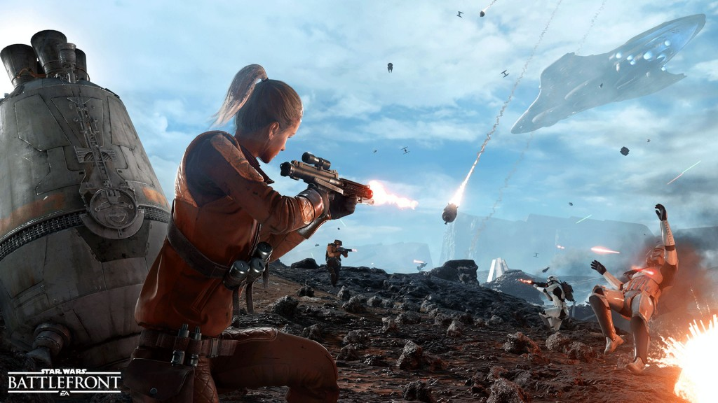 DICE Has Announced a New Game Mode