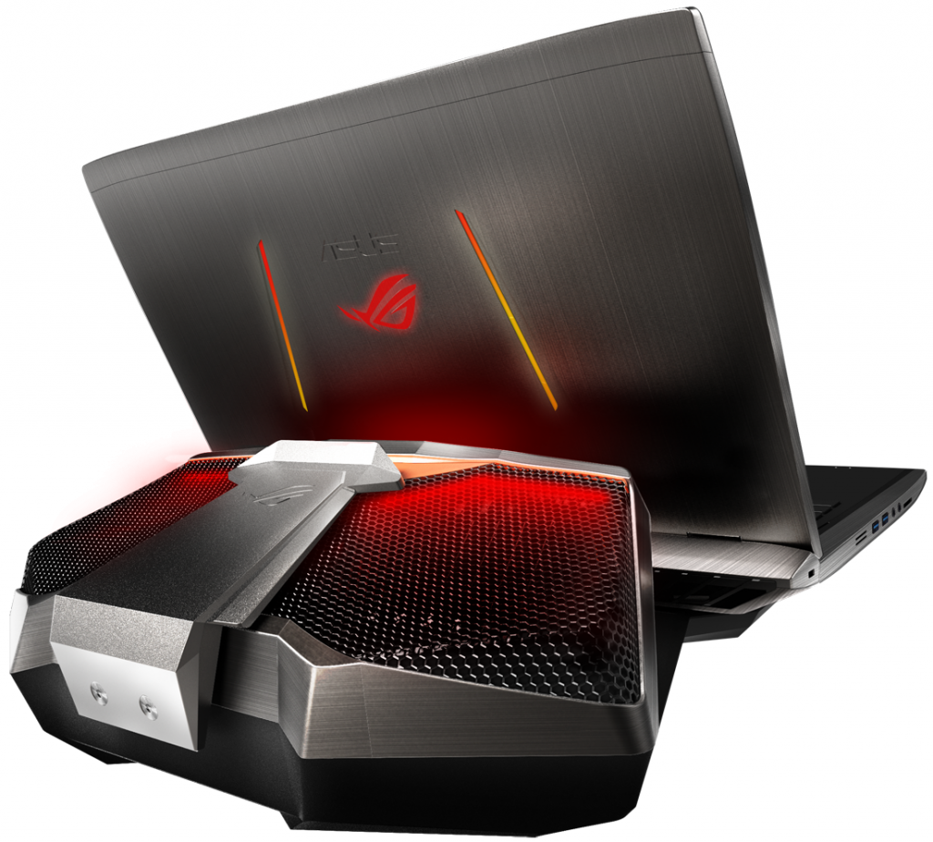 ASUS Unveil The New ROG GX700 Gaming Notebook