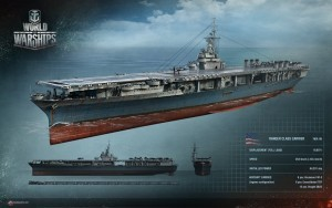 World of Warships Launch Today With a Cinematic Trailer