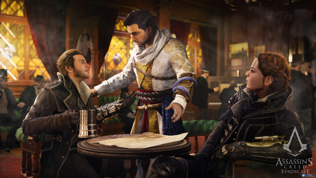 Assassin's Creed Syndicate Will Include '100% Optional' Microtransactions