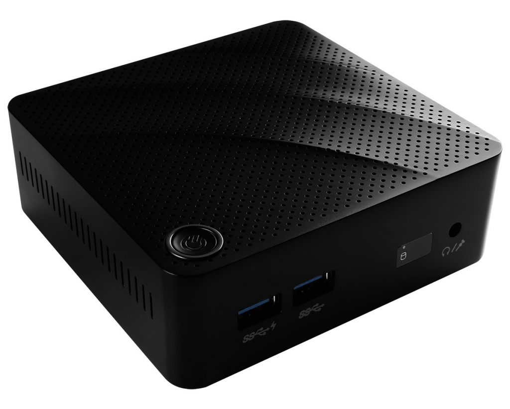 MSI Announces the Cubi N Palm-sized Desktop
