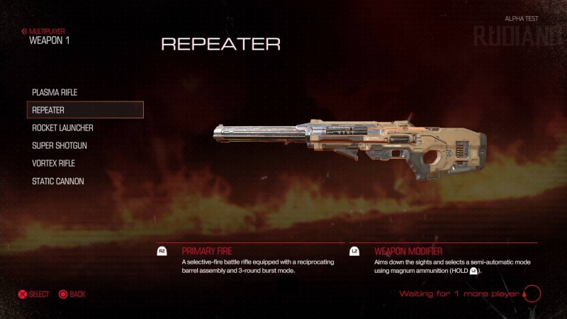 DOOM Closed Alpha Weapons Images Leaked
