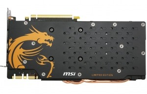 MSI Announced The Geforce GTX 980 Ti Gaming Golden Edition