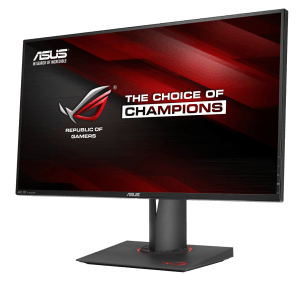 Asus Revile Two New ROG Swift Displays With G-Sync Support