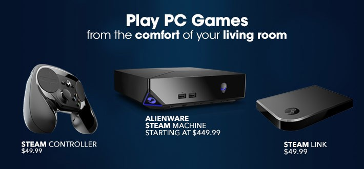 Valve's Partners With Gamestop, EB Games And Game UK For Steam Machine Sells