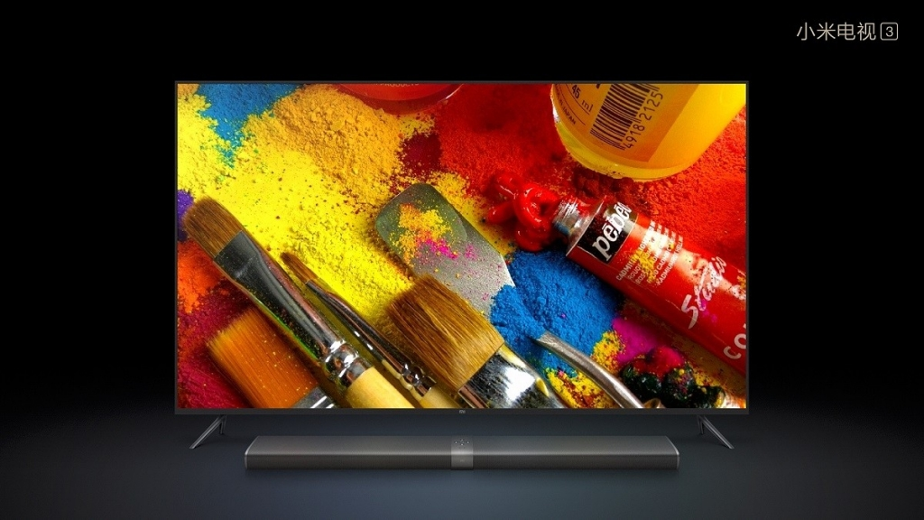 Xiaomi Launched New Mi TV 3 60-inch 4K TV