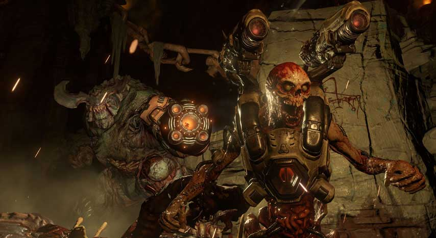 Bethesda Giving Doom Alpha Access For Those Who Pre-Ordered Wolfenstein: The New Order