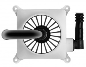 Deepcool Announced A New White Variant Of Gamerstorm Captain 240 White CPU Cooler