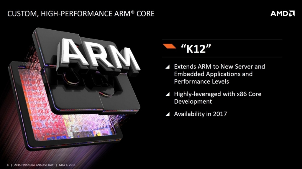 AMD Zen And K12 CPU Designs Have Been Taped Out And Ready To Produced