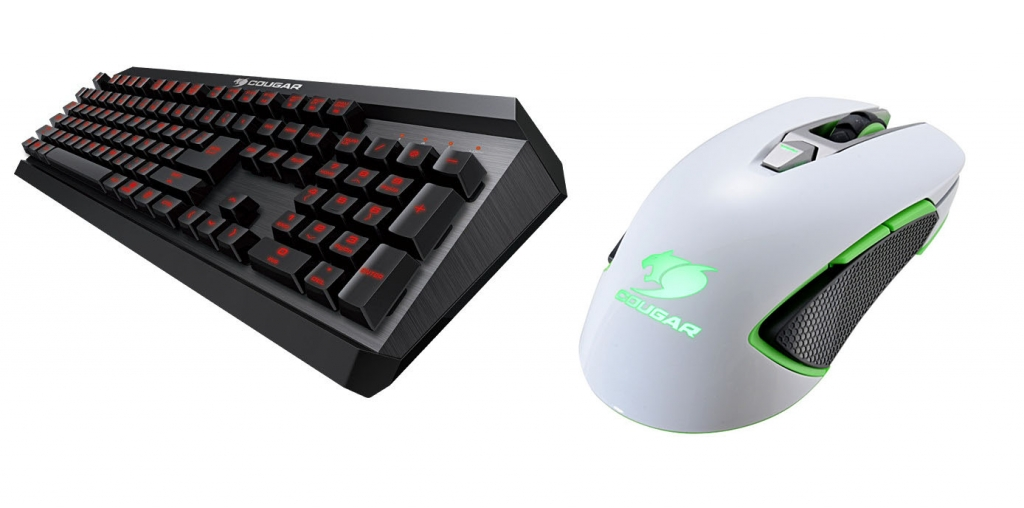 Cougar Announces the 450 Series Gaming Gear