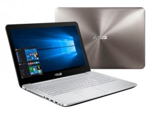 ASUS Announces the N552 and N752 Laptops