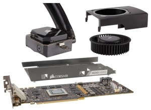 Corsair Delivers the Hydro Series HG10 N980 and N970 Cooling Brackets