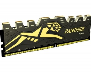 Apacer Announces Panther Series DDR4 Memory