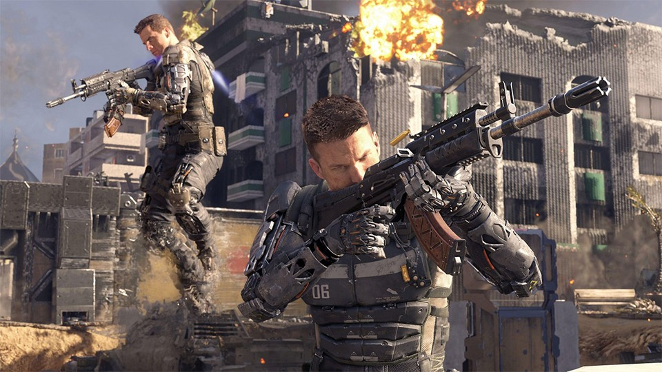 Call of Duty: Black Ops 3 Patch For PC Improves Performance