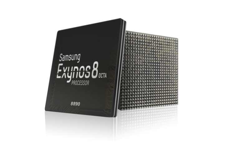 Samsung reveal its new 8-core mobile CPU, the Exynos 8 Octa 8890