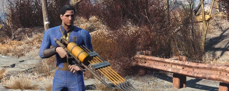 Underwater structures discovered in Fallout 4