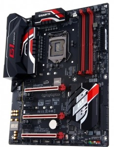 GIGABYTE Reveal The Z170X-Gaming 6 Motherboard
