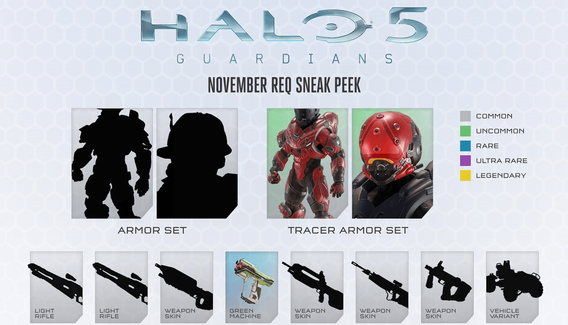 343i Announcing New REQ Packs And Promises To Fix Halo 5's Aiming