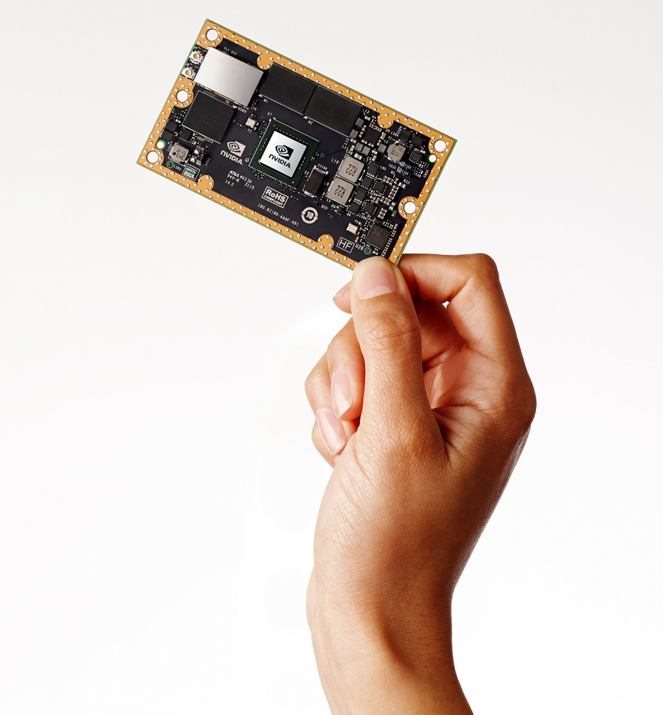 NVIDIA Announces Jetson TX1 Module to Bring Deep Learning to Robots and Drones