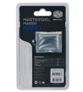 Cooler Master Announces MasterGel Maker Thermal Compound