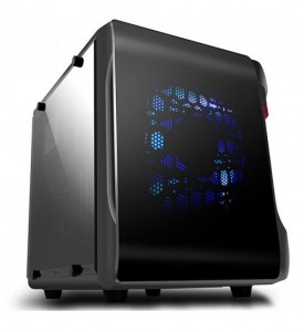 Spire Unveils the PowerCube 715 Micro-ATX PC Chassis