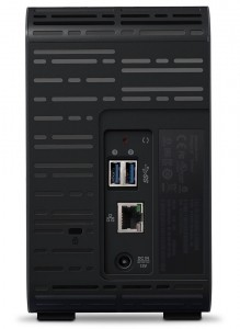 My Cloud EX2 Ultra NAS 1